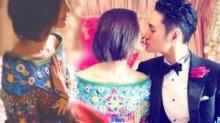 เลอค่า!!ภาพการแต่งงานสไตล์วินเทจของดาราจีน จาง ซินอี้ และหยวนหง