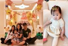 ของขวัญปีใหม่ จาก จาง ซิยี่ ภาพ น้องซิงซิง ลูกสาวตัวน้อย 1ขวบละจ้า