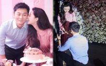 เซย์เยส! ลี่เฉิน ทำเซอร์ไพรส์คุกเข่าขอ ฟ่านปิงปิง แต่งงานในวันเกิด!