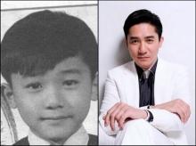 ภาพซุปตาร์จีนเมื่อสมัยวัยเด็ก