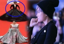 ทำความรู้จัก!!Li Yuchun สาวชุดดำที่เดินข้างหลังชมพู่ในคานส์!!(รูปเพียบ)