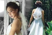 โฟร์ นุ่งชุดเจ้าสาว ลงIG เตรียมแต่งงาน ?