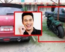 แฉอีก!!! มือดีถ่ายรถมอเตอร์ไซค์ ปีเตอร์?? เฟิร์มอยู่ที่บุรีรัมย์จริง??