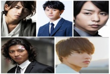 หนุ่มๆเหล่านี้ คือ ผู้ชาย ที่ หนุ่มๆญี่ปุ่น อยากลอกเลียนแบบหน้าตามากที่สุด