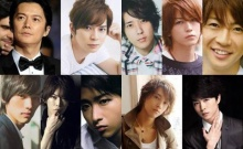 10 อันดับดาราชายญี่ปุ่น ที่สาวๆ อยากได้เป็นแฟนมากที่สุด!