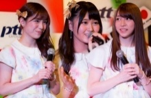 3 สาว AKB48 ร่วมแถลงข่าว งาน Japan Expo Thailand 2016