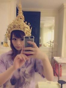 งานเข้าสาวเเบ๊ว ปามิว ปามิว สวมชฎาขึ้นคอนเสิร์ตในไทย ชาวเน็ตติงสนั่น
