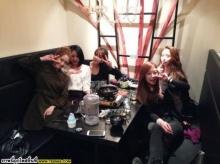 ยุนอา snsd กับ แก๊งค์เพื่อนๆนอกวงการน่ารักทั้งกลุ่ม!