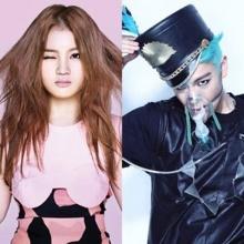 อี ฮาอี  กลัวT.O.P BIGBANG  รุ่นพี่ ร่วมค่าย YG