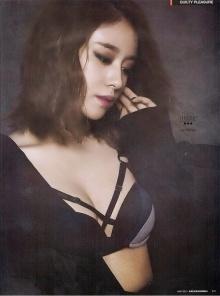 จียอน T-ARA เซ็กซี่ เรียกเลือด!ในแฟชั่นเซ็ตล่าสุด!