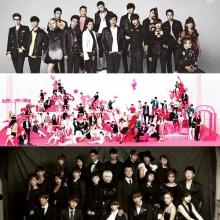 3 ค่ายยักษ์ใหญ่แห่งวงการเพลงเกาหลีทำลายสถิติยอดขายของตัวเองในปี 2014