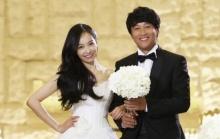 ภาพแต่งงานชาแตฮุน- วิคตอเรีย จากMy Sassy Girl 2