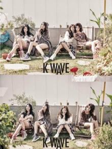Girls Day กับภาพแฟชั่นสุดสดใสจาก K Wave magazine