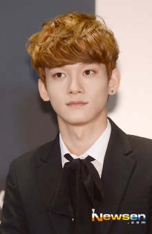 ทำไม?? เฉิน EXO หยุดร้องเพลง Best Luck กลางคันในงานประกาศรางวัล!!