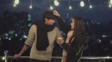 ฟินส์มะ!? เบื้องหลัง โฆษณา  ลี มินโฮ -ยุนอา snsd(คลิป)
