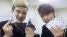 รู้ยัง!! ซองมินและชินดง SJ เข้าเกณฑ์ทหารเดือนหน้า T^T!!