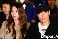 สดๆจากสนามบิน อี บยองฮอน - อี มินจอง หน้าเครียด กลับเกาหลี!