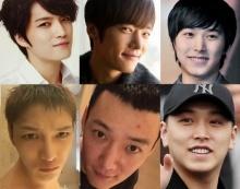 ซองมิน,แจจุง,ชเว จินฮยอก เข้ากรมเป้นทหารแล้ว