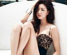 สื่อเกาหลีใต้ยก คิมซารัง อดีตมิสเกาหลี ขึ้นแท่นสาวรูปร่างดีที่สุด
