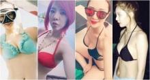 เด็ด!!ไอดอลสาวเกาหลีสุดเซ็กซี่สวมบิกินี่ อวดหุ่นเป๊ะรับซัมเมอร์