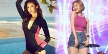 ส่องภาพไอดอลหญิงเกาหลีกับหุ่นโค้งเว้าที่เซ็กซี่ร้อนแรงทรงเสน่ห์สุดๆ