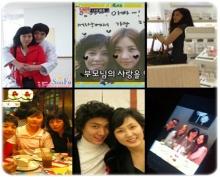 หาดูยาก!! ภาพคู่ ซุปตาร์เกาหลี กับ คุณแม่!