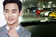 ส่องลานจอดรถ อพาร์ทเม้นท์ ซุปตาร์เกาหลี!! อลังการขั้นสุด!!