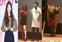 เผยเบื้องหลัง คิม ยูจอง ช็อค!! เข้าโรงบาล เพราะ พิษดราม่าล่าแม่มด! (คลิป)