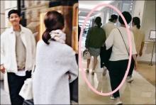 เปิดคลิป ซงจุงกิ-ซงเฮคโย เดินควงกันที่สนามบินปารีส (คลิป)