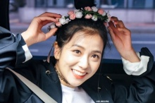 จีซู BLACKPINK พูดถึงชีวิตหลังเดบิวต์ในนิตยสาร InStyle