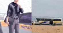 สมาชิกวงดังเคยติดอยู่ในรถบัสและถูกลักพาตัวที่ประเทศคาซัคสถาน?