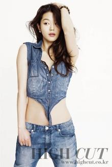 เซ็กซี่แบบ จวน จี ฮุน Guess, High Cut