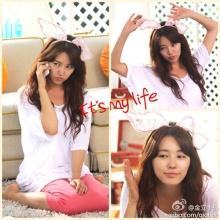 ยุนอึนฮเย น่ารักเว่อร์ในโฆษณามือถือใหม่