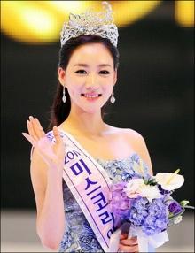 มาแล้วโฉมหน้าผู้หญิงที่สวยที่สุดในเกาหลี ปี 2554