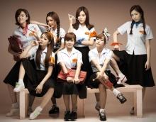 T-ara กับแฟชั่น retro school girls