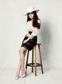 Park Min Young กับแฟชั่นน่ารัก!!