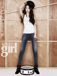 แฟชั่นแนว แบดเกิร์ล!ของ โซฮี แห่ง Wonder Girls