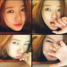 ลีลาแอคท่าล่าสุดของยุน อึนเฮ