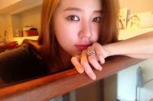 ยุน อึนเฮแบบแบ๊วๆ