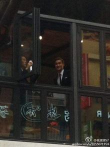 ภาพซีวอน SJ สดๆ อุ่นๆจากงาน เปิดตัวธุรกิจร้านกาแฟ