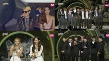 ผลรางวัล 2013 Mnet Asian Music Awards