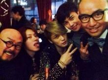 เผยภาพ ฮีชอล SJและ JYJ แจจุง เที่ยวด้วยกัน หลัง เเจจุง ออกจาก SM