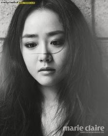 มุน กึนยอง โชว์แฟชั่นสวยๆใน นิตยสารดัง