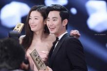 เก็บตกภาพจอน จีฮยอน งามทุกช็อต ณ Baeksang Arts Awards ครั้งที่ 50