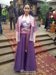 แชร์ว่อน! ภาพ ยุนอา ในชุด จีนโบราณ