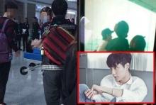 เลย์ EXO กลับมาทำงานแล้วหลังเป็นลมหมดสติวันก่อน
