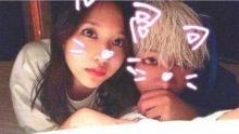 รูปหลุดแบมแบม-มินะ หึ่งกิ๊กกันอยู่   JYP ฮึ่ม คนแฮกโดนแน่!