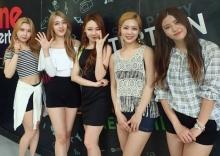 """ซีอาร์บิซ (CRBIZ) อิมพอร์ต 5 สาวเกิรล์ลกรุ๊ป """"HINT"""" เอาใจติ่งเกาหลี"""