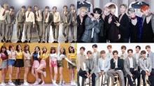 2017 Melon Music Awards ประกาศผู้ชนะรางวัล 10 ศิลปินที่ได้รับความนิยมมากที่สุด!