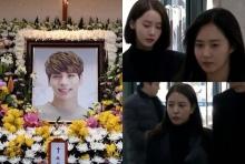 สุดทำใจ!! สมาชิก SHINEE รับหน้าที่แบกโรงศพ เพื่อนร่วมค่ายร่ำไห้สั่งลา (คลิป)